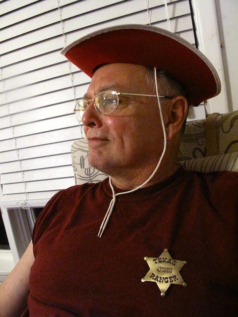 Sheriff Kulik on duty.