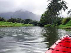 Kauai: Kayaking on the Hanalei River (Sujal Parikh) Tags: december 2016 kauai kayaking hanalei river
