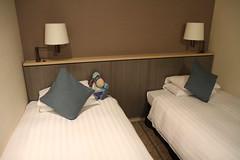 IMG_1502 (PoPPaP) Tags: japan canon eos hotel tokyo shibuya 7d eeyore excel tokyu