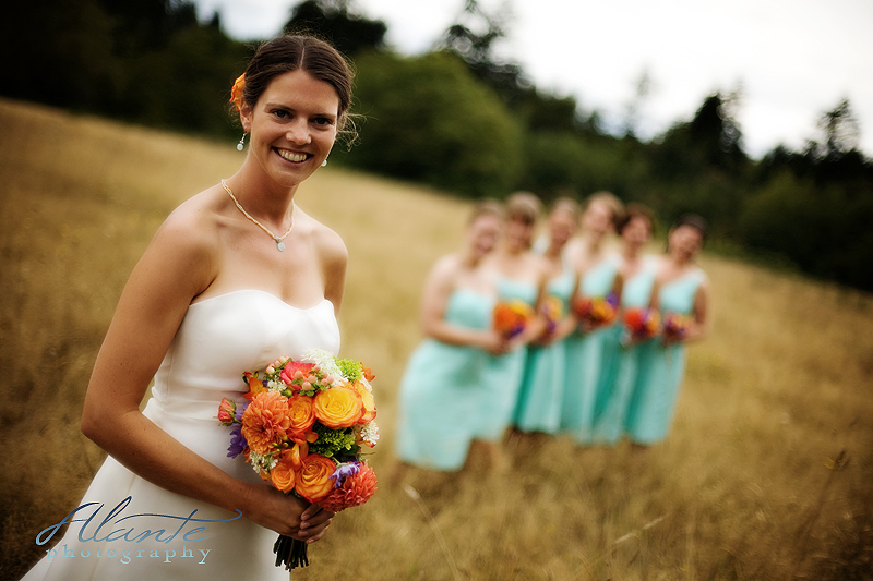 Seattle Wedding Photographer Alante Photography