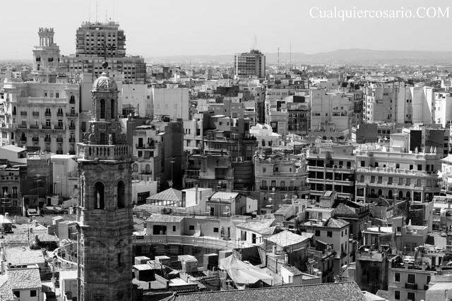 Valencia desde el Micalet ( V )