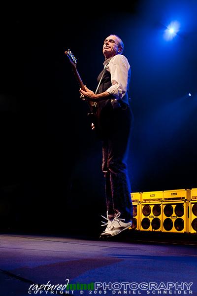 Francis Rossi - Status Quo – Düsseldorf, Philipshalle – 24.10.2009