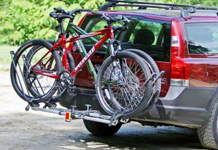 Hitch Bike Rack #2 Hitchsource