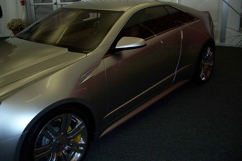 CTS Coupe Prototype