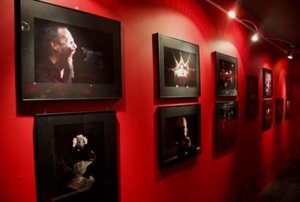 Exposição dos F.E.V.E.R.. Foto de Catarina Osório