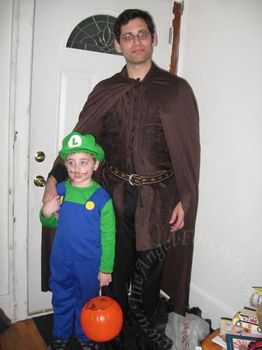 Aragon and Luigi