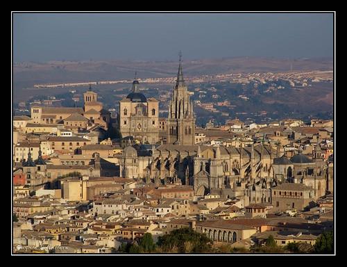 Amanece sobre Toledo (II)