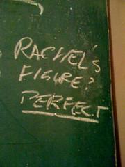 Rachel's Figure?