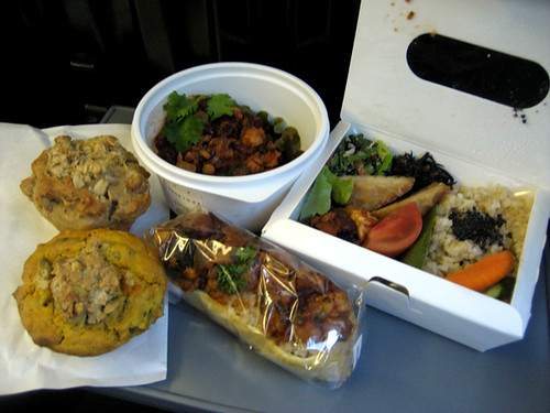 Brown Rice Deli Assortment
