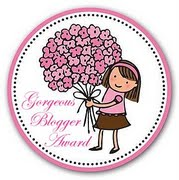 Gorgeous Blogger Award (1)