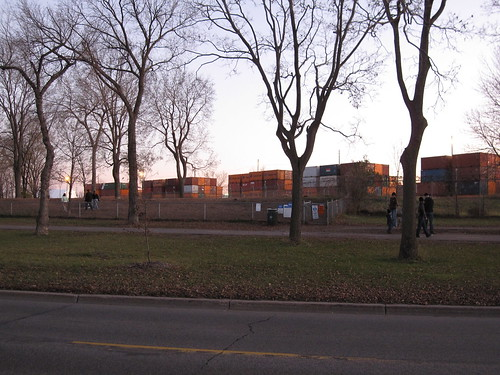 Dog Park Along St. Anthony Parkway