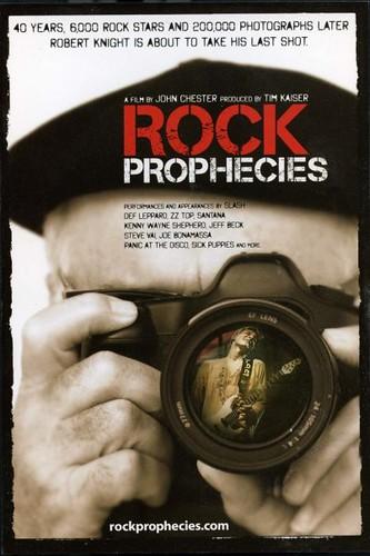 Rock Prophecies - Robert M. Knight
