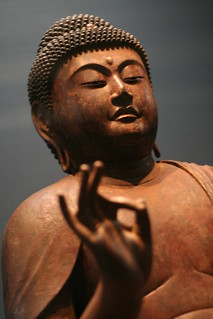 From flickr.com/photos/40933543@N00/4100387170/: Buddha Statue, Tokyo National Museum