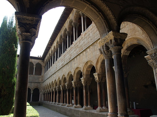 Santa Maria De Ripoll Claustre