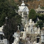 Valparaíso: Cementerio de Disientes, Cerro Panteón 1