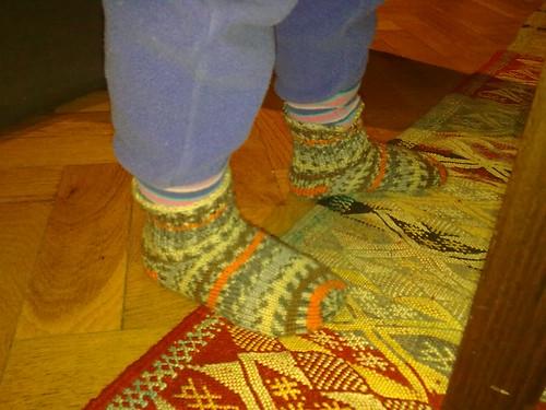 boo socks