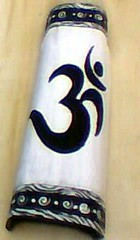 ARtesanato em Telha. (A cor do acaso) Tags: artesanato lindo gato coruja mascara decora decoração acrilico telha africanas