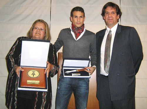 Peñas taurinas de Lima premian a José María Manzanares