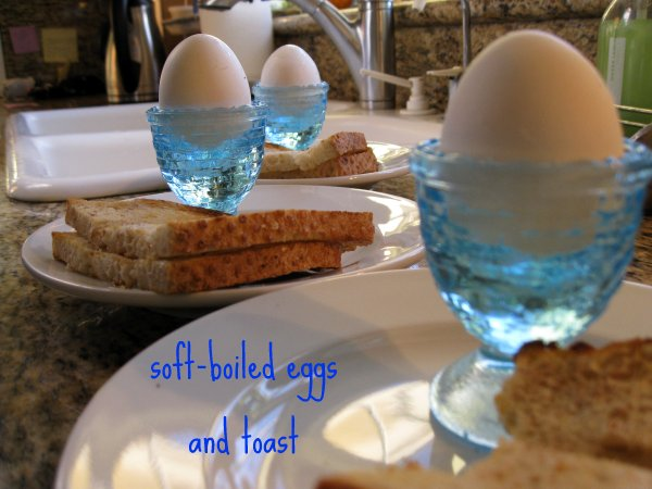 soft boiled egg 1