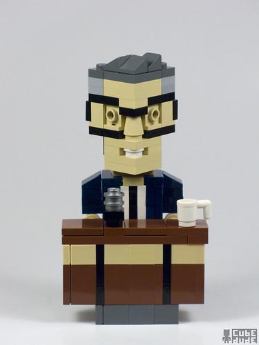 CubeDude Ira Glass