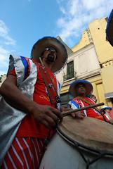 por siempre (. a d r i a n a .) Tags: argentina buenosaires danza msica baile santelmo ritmo sonido candombe