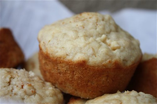 Oatmeal-Apple Muffins