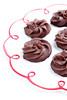 Galetes sablés de xocolata