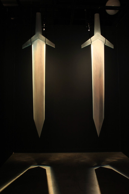 Marshall Astor - Ragnarok Supply - Swords - Exhibition Image