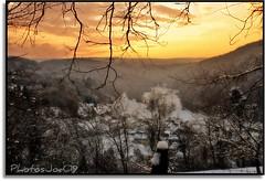 ~~Neige sur Glay~~ (Jolisa) Tags: sunset panorama landscape village hiver ciel neige paysage glay franchecomt coucherdesoleil doubs spiritofphotography nikonflickraward vosplusbellesphotos croquenature