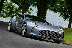 [フリー画像] [自動車] [スポーツカー] [アストンマーティン/Aston Martin] [アストンマーティン one-77] [Aston Martin one-77 7.3-V12]      [フリー素材]