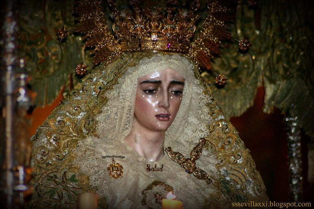 Nuestra Señora de la Salud. Lunes Santo 2009