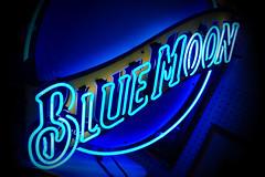 Happy Blue Moon New Year! (Cosi!) Tags: bluemoon shouldhaveboughtit foundthissigninanantiquestoreandtookashotofit