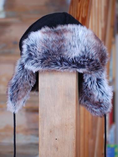winter hat snuggle warm photoaday