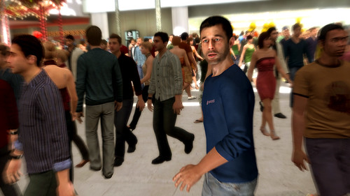 Heavy Rain Mall Screenshot 3