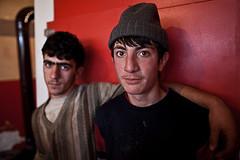 Les garçons-bouchers (Olivier Timbaud) Tags: portrait turkey turquie personnes homme kurdistan kurdi agri kurde oliviertimbaud