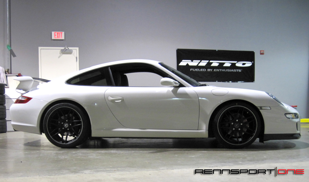 Lowering A 997 With H Amp R Springs Impact The Ride And Noise