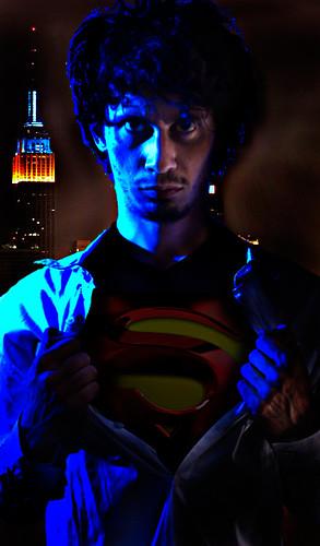 bizarro/superman