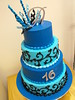 "Blue 16 Cake • <a style=""font-size:0.8em;"" href=""http://www.flickr.com/photos/40146061@N06/4280701910/"" target=""_blank"">View on Flickr</a>"