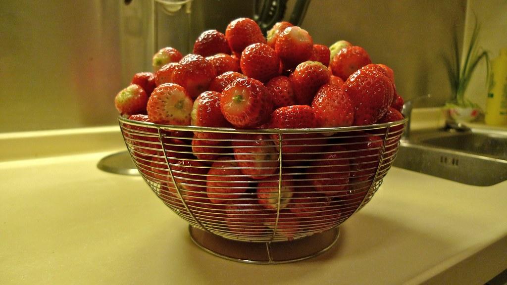 Strawberry Mountain