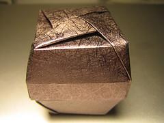 modular origami box (deep_tone) Tags: origami box modular tomoko fuse
