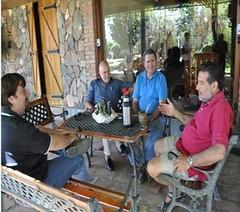 La Rioja: Intensa actividad de Beder Herrera en Chilecito