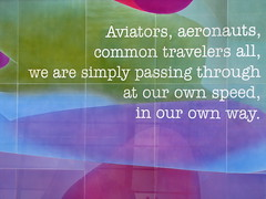 common travelers all (garden beth) Tags: windows poetry indiana airports indianapolisinternationalairport nighthasfallen martindonlin ruthelenburns