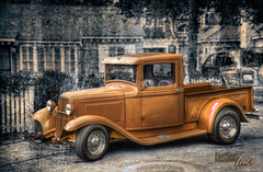 snippet of hdr unleashed by kk (Kris Kros) Tags: classic ford texture photoshop truck vintage antique mini kris but oldies goodies hdr kkg unleashed cs4 photomatix kros kriskros 5xp bratanesque hdrbook hdrunleashed kkgallery