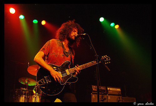 Wolfmother @ Le Bataclan Paris 2010