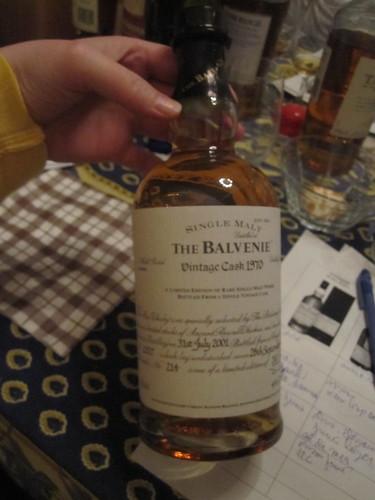 La bouteille sacrée est ouverte