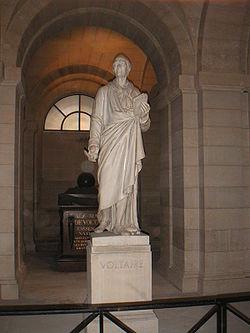 250px-Voltaire's_tomb