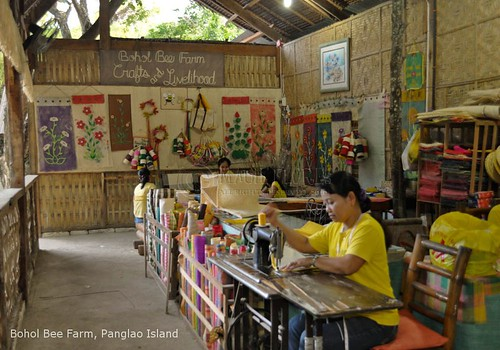 Bohol Bee Farm Crafts and Livelihood Center
