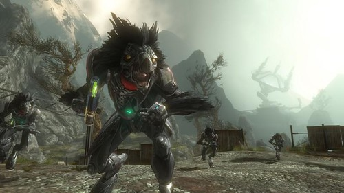 Halo Reach - Skirmishers