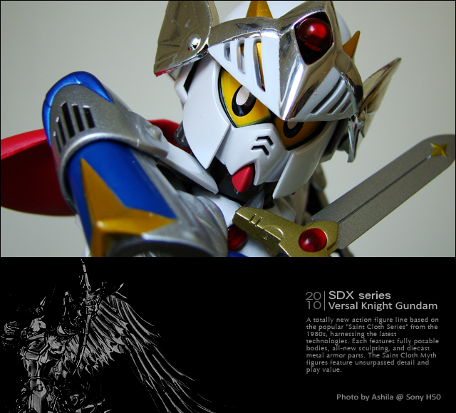 SDX Versal Knight