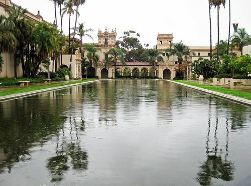 Balboa Park San Diego CA por Mario Osuna.